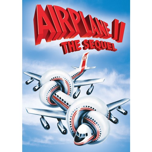 Airplane II: The Sequel [DVD] [1982]