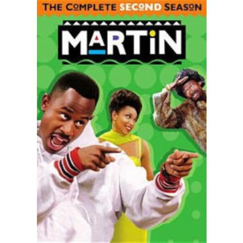 Martin: The Complete Second Season [4 Discs]