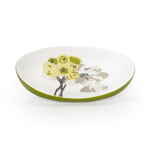 Canteen Flower Soap Dish