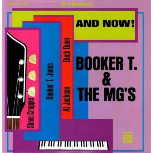 And Now!...Booker T. and the MG's [Vinyl]