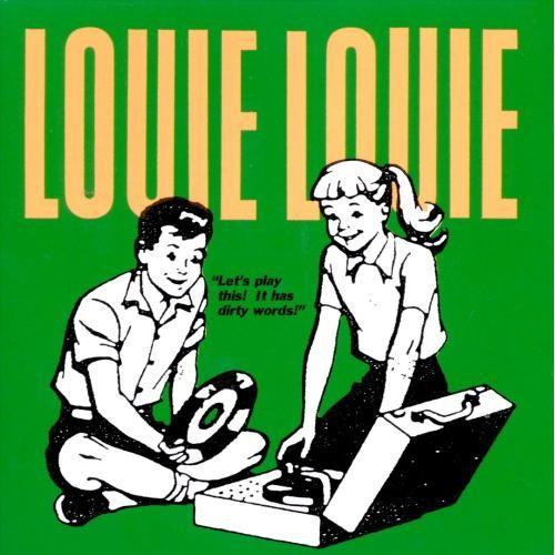 Louie Louie Collection [CD]