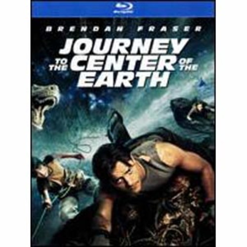 Journey to the Center of the Earth [Blu-ray] WSE DD5.1
