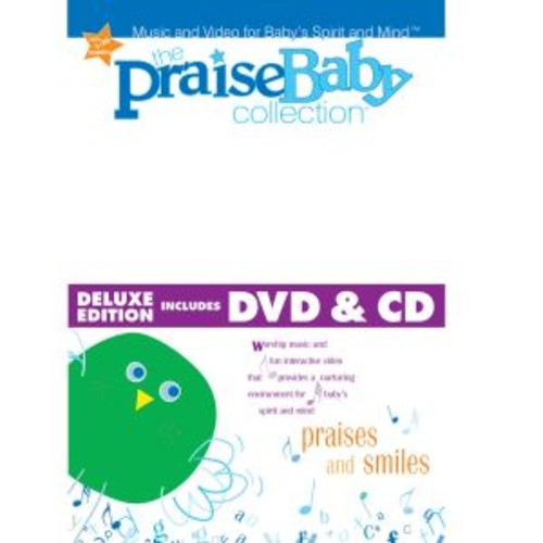 The Praise Baby Collection: Praises and Smiles [Deluxe Edition] [2 Discs] [DVD/CD] DD2