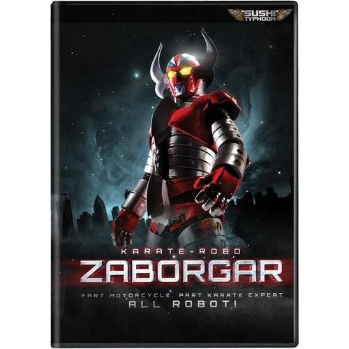 Karate-Robo Zaborgar [DVD] [2011]