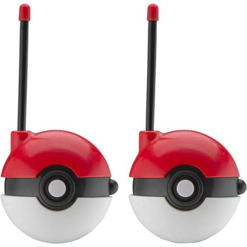 KIDDesigns PK-202.EXv6 Pokemon Short-Range Walkie Talkies