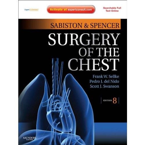 Sabiston and Spencer's Surgery of the Chest (Surgery of the Chest (Sabiston))