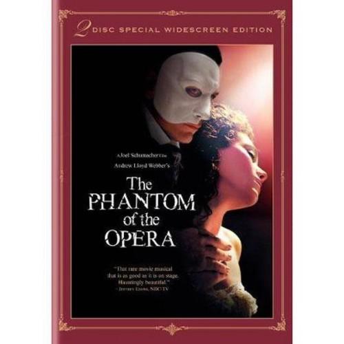 Phantom of the opera collector's edit (DVD)