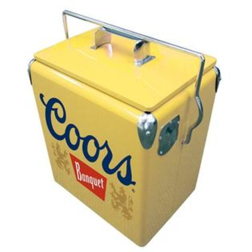 Koolatron Coors Banquet 13L Ice Chest