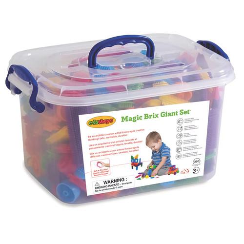 Edushape Magic Brix Giant Set