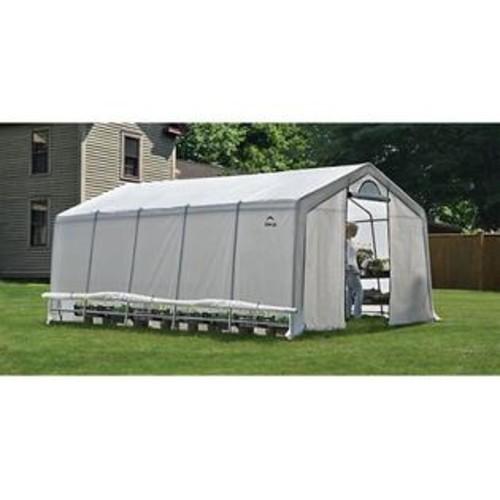 ShelterLogic GrowIT Heavy Duty Greenhouse 12 x 20 x 8 ft.