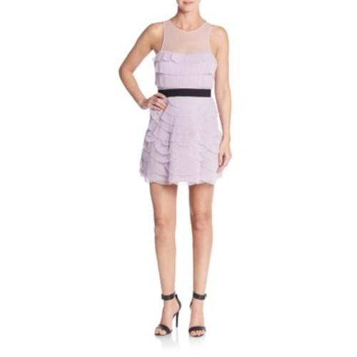 BCBGMAXAZRIA - Layered Tulle Dress