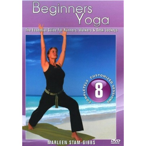 Beginners Yoga: The Essential Guide for Walkers, Runners & Desk Jockeys (dvd_video)