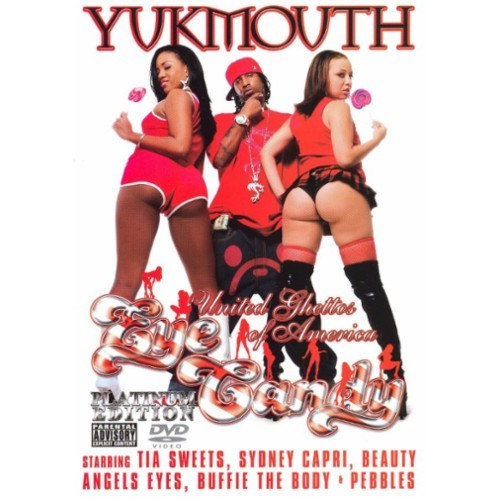 Yukmouth: United Ghetto's Eye Candy (dvd_video)