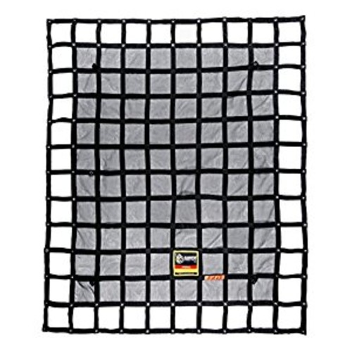 Gladiator Cargo Net - Heavy Duty Truck Cargo Net - Extra Large (XGN-100) 10' x 12' ft.