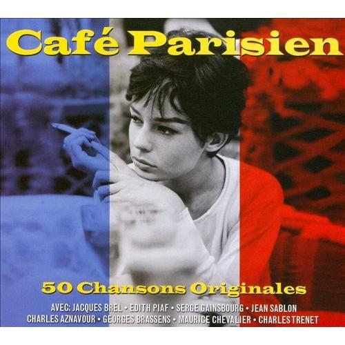 Cafe Parisien [Not Now] [CD]