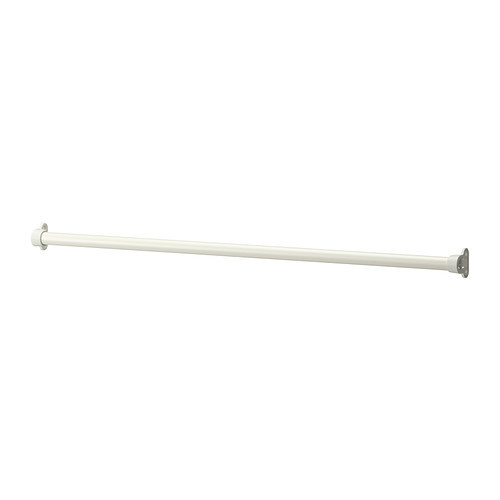 KOMPLEMENT Clothes rail, white