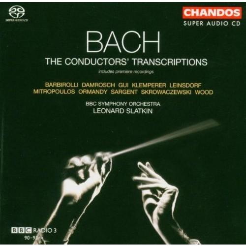 Bach Conductor's Transcriptions