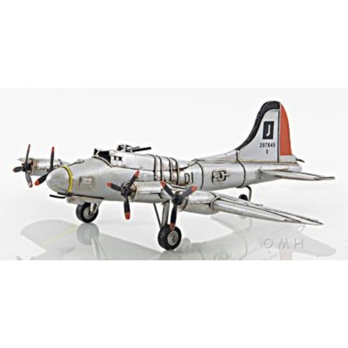 Modern Handicrafts B-17 Mitchell Bomber Airplane Model
