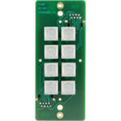 RCWPB8 - Pushbutton Remote Control for DM Series Processors