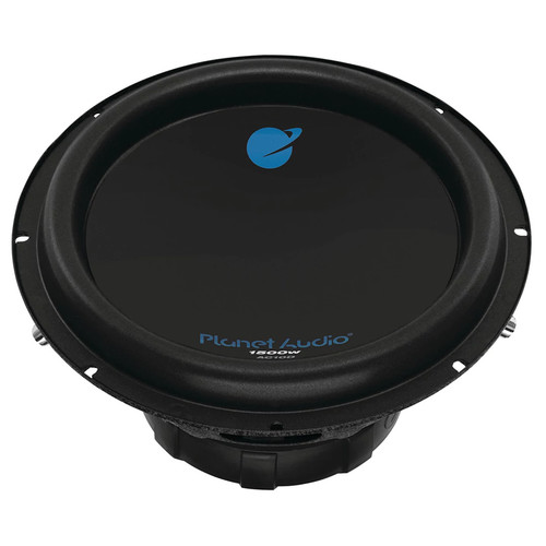 Planet Audio Series Dual Voice-Coil Subwoofer, 10