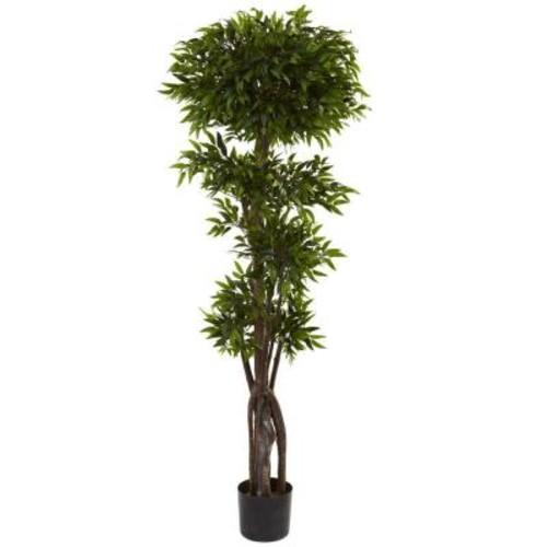 Nearly Natural 5 ft. Ruscus Tree