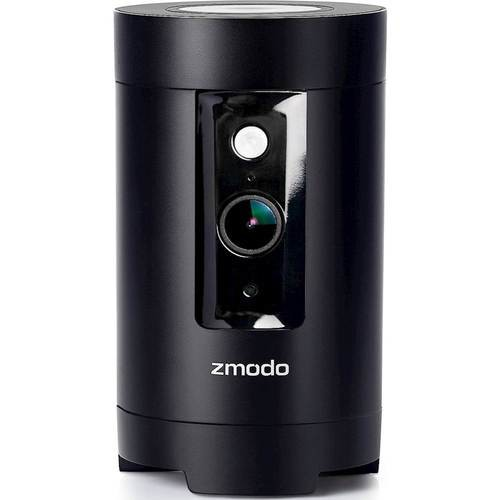 Zmodo - Pivot Indoor 1080p Wi-Fi Security Camera and Smart Home Hub