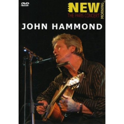 Morning: The Paris Concert John Hammond
