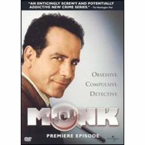 Monk: Premiere Episode WSE DDS