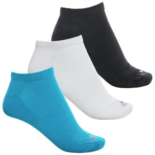 Trespass Barricade Trainer Socks - 3-Pack, Below the Ankle (For Women)