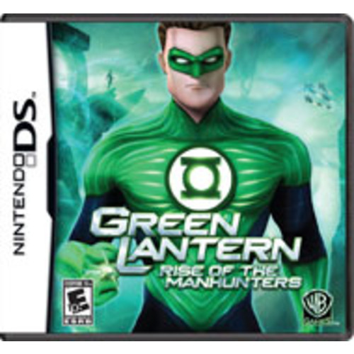 Green Lantern: Rise of the Manhunters [Pre-Owned]