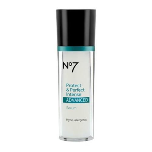No7 Protect & Perfect Intense Advanced Serum Bottle 1 oz