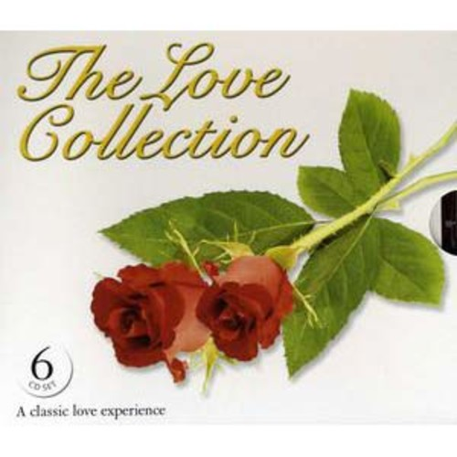 The Love Collection [Fast Forward] By The Various Artists (Audio CD)