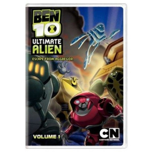 Ben 10 Ultimate Alien DVD (Vol. 1)
