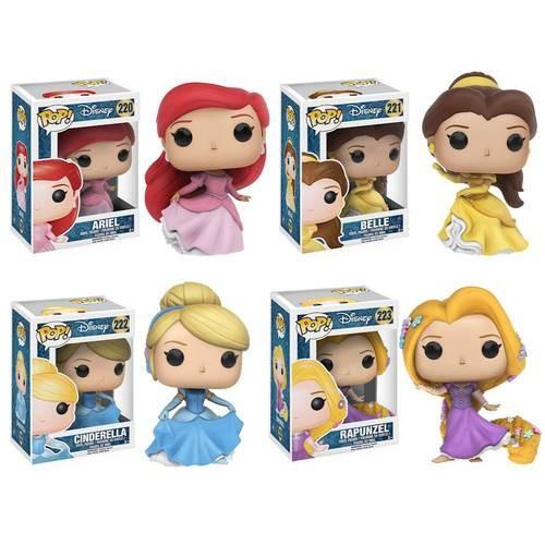 Funko - POP! Disney Collector's Set