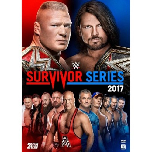 Wwe:Survivor Series 2017 (DVD)