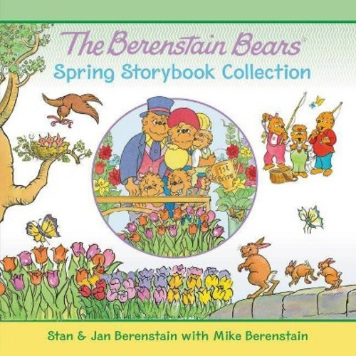 Berenstain Bears Spring Storybook Collection (Hardcover) (Stan Berenstain & Jan Berenstain)
