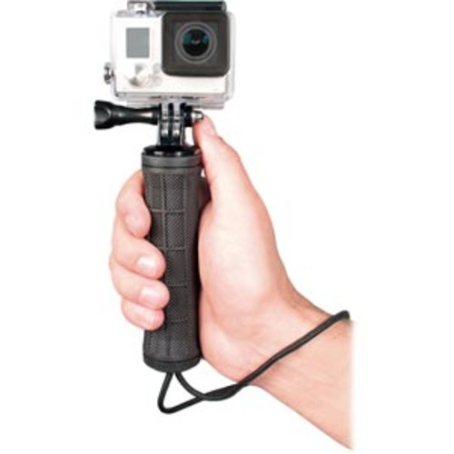 Bower Xtreme Action Series Handgrip for GoPro Series Cameras - Black
