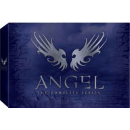 Angel - Seasons 1-5 30-Disc DVD Collector's Set