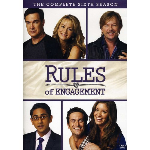 Rules of Engagement: The Complete Sixth Season (DVD)