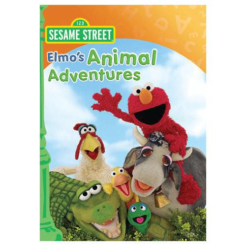 Sesame Street: Elmo's Animal Adventures (2009)