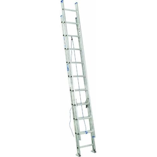 Werner Type I Aluminum Extension Ladder - D1320-2