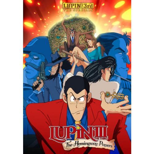 Lupin III: The Hemingway Papers