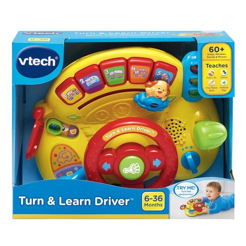 VTech Turn & Learn Driver