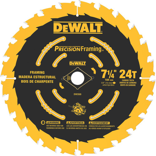 DeWalt DW3599B10 7-1/4