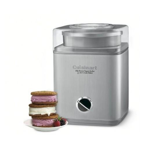 Cuisinart Pure Indulgence Frozen Yogurt/Sorbet/Ice Cream Make