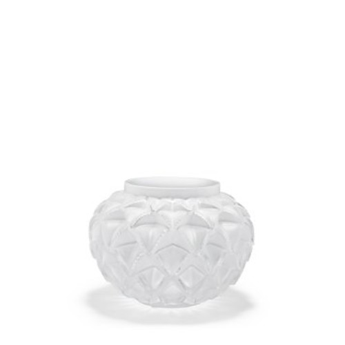 Languedoc Small Vase Small, Clear