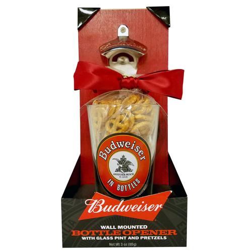 Budweiser Bottle Opener Gift Set