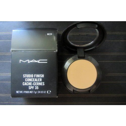 MAC Studio Finish Concealer spf 35 NC20 [NC20]