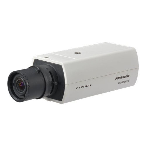 Panasonic i-Pro Smart HD WV-SPN311A - Series 3 - network surveillance camera (no lens) - color (Day&Night) - 2 MP - 1920 x 1080 - 720p - audio - composite - LAN 10/100 - H.264 - DC 12 V / PoE (WV-SPN311A)