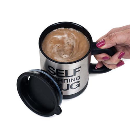 Chef Buddy Self Stirring Traveler's Mug